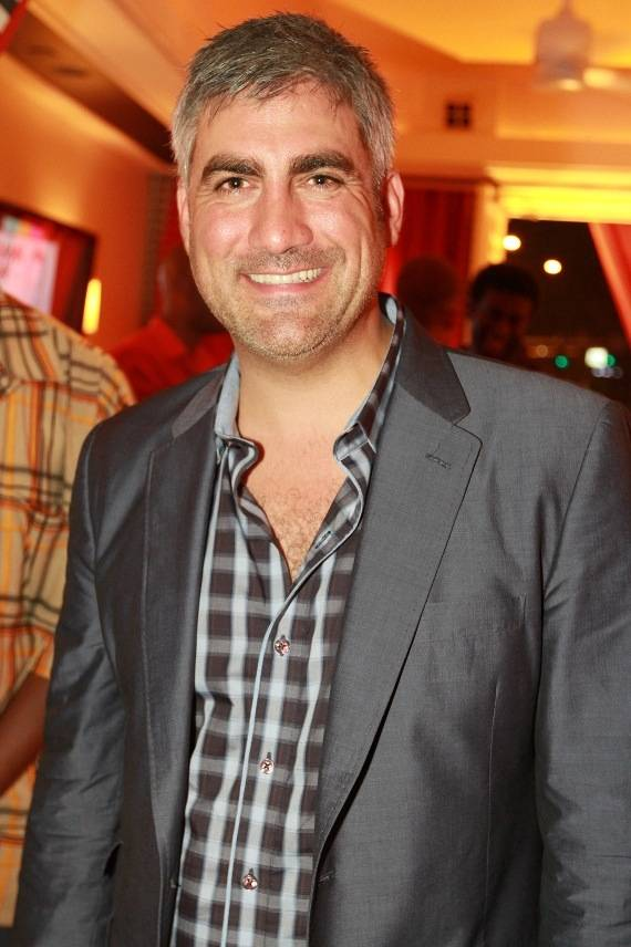 Taylor Hicks at Surrender Nightclub in the Encore on Wednesday, July 11, 2012.
