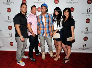 The Situation's 30th Birthday at Senor Frog's Nightclub