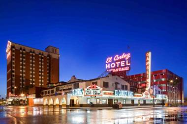 One of Downtown Las Vegas' oldest residents, the El Cortez, will be honored for winning a listing on the National Register of Historic Places. Mayor Carolyn Goodman and Councilman Bob Coffin will headline a ceremony at 4 p.m. Thursday to unveil a commemorative plaque at the hotel/casino. The city's oldest hotel to continuously operate under the same name, the El Cortez became only the second Las Vegas casino on the nation's cultural preservation list in February.