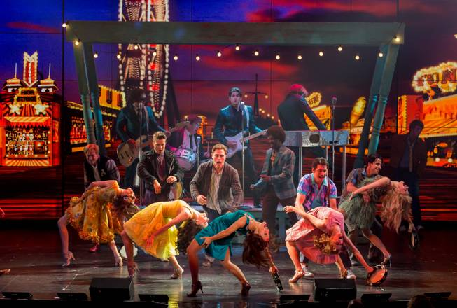 Surf the Musical takes the stage at Planet Hollywood.