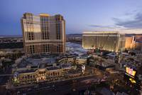 Las Vegas Sands Corp. owns the Venetian and Palazzo.