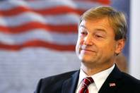 Senator Dean Heller, photographed in North Las Vegas on Monday, August 6, 2012.