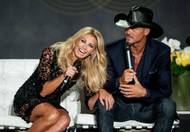 Country's king and queen Tim McGraw and Faith Hill will preview their Venetian headline residency at Nov. 1's 46th Annual CMA Awards from ...