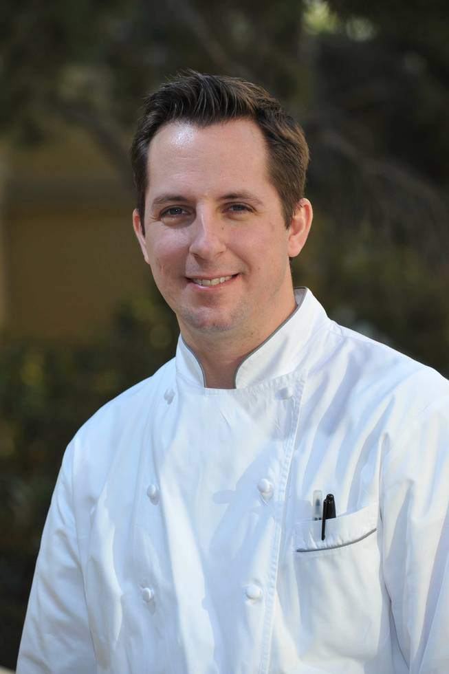 Sean Griffin, executive chef of Prime at the Bellagio.