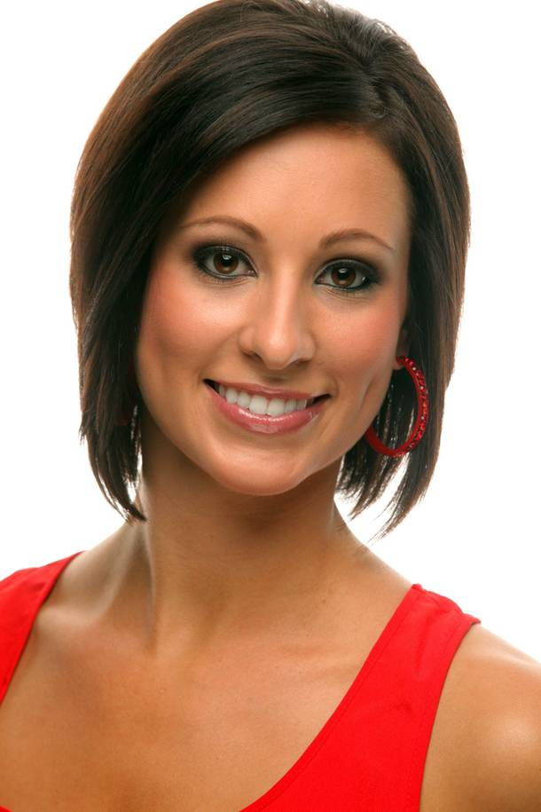2012 Miss Nevada Randi Sundquist.