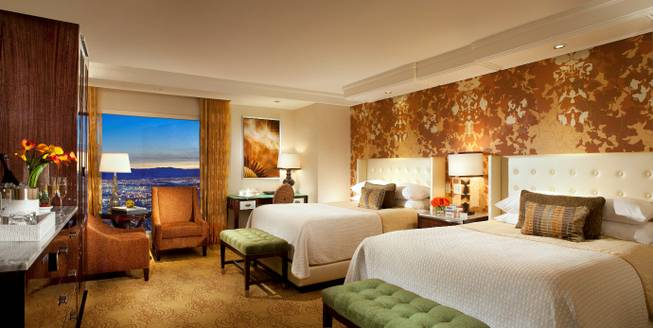Bellagio announced today that it will remodel all 928 rooms and suites in the resort's Spa Tower beginning Aug. 19, 2012.