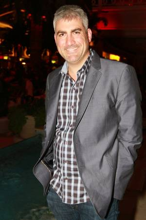 Taylor Hicks at Surrender Nightclub in the Encore on Wednesday, Aug. 15, 2012.