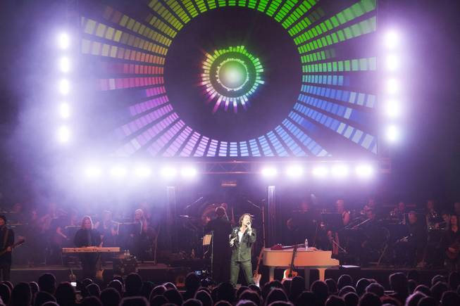 Brody Dolyniuk has fronted the Symphonic Rock Show twice in Henderson, the most recent show being in April. He returns Friday, Aug. 24, 2012 for a performance at Smith Center for the Performing Arts.