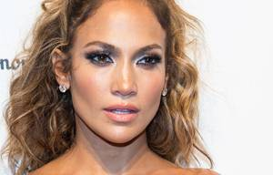 Jennifer Lopez Parties Post-Concert at Pure