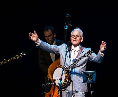 "Steve Martin will be joined by Martin Short on March 6 at the Colosseum at Caesars Palace. The show is titled ""An Evening You Will Forget For the Rest of Your Life"" and is to be an onstage back-and-forth ..."