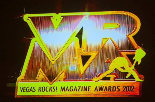 The 2012 Vegas Rocks! Magazine Awards at the Joint in ...