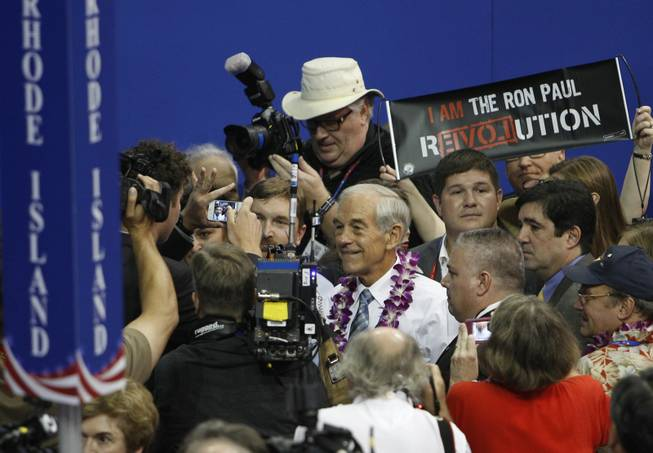 Republican Convention 2012: Tuesday, Aug. 28