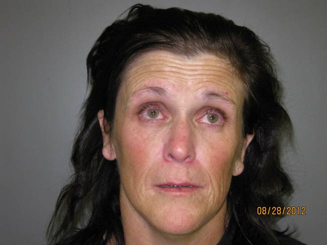 Amy Grubbs, 38, of Pahrump has been arrested on multiple charges, including offenses involving stolen property, contributing to the delinquency of a minor, statutory sexual seduction and transfer of stolen property.