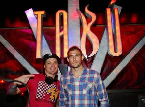 LDW2012: Ryan Couture's 30th Birthday at Tabu