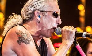 LDW2012: Dee Snider at Fremont Street Experience