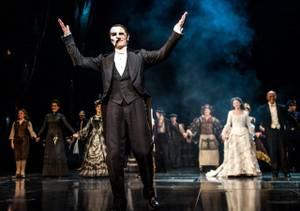 "The final performance of ""Phantom -- the Las Vegas Spectacular"" at the Venetian on Sunday, Sept. 2, 2012."