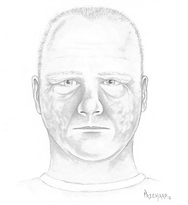 Metro Police have released this composite sketch of a man suspected of sexually assaulting a woman on Aug. 28.