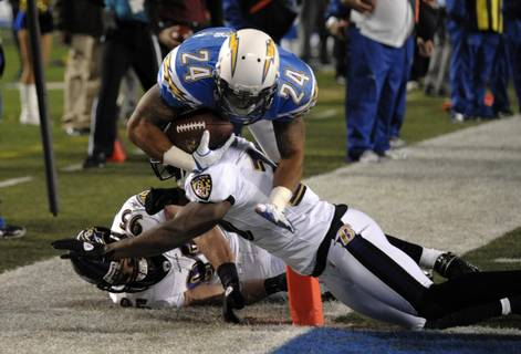 2012 San Diego Chargers
