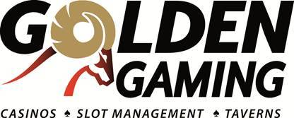 The new logo for Golden Gaming.