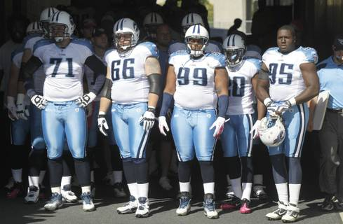 2012 Tennessee Titans