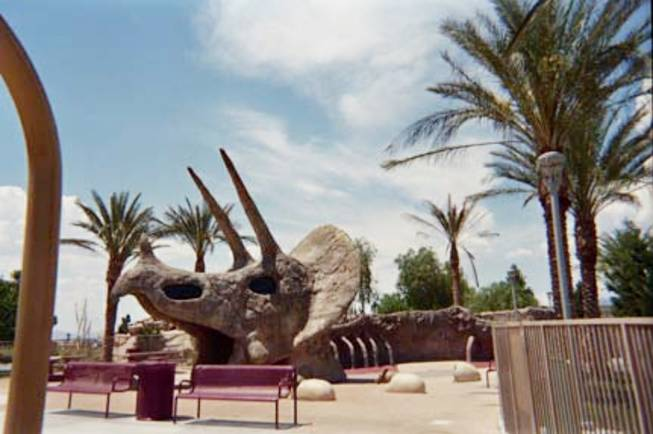 Nature Discovery Park, North Las Vegas