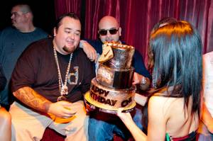 Chumlee's 30th Birthday at LAX