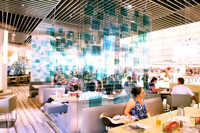 Strange New Buffet Brings 500 Menu Items To Caesars Palace Las Download Free Architecture Designs Momecebritishbridgeorg