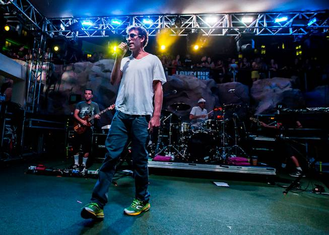 Matisyahu performs at the Soundwaves Series in the Hard Rock ...
