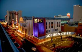 Golden Gate, which opened downtown in 1906, celebrated its first renovation and expansion in 50 years on Thursday, Sept. 20, 2012.