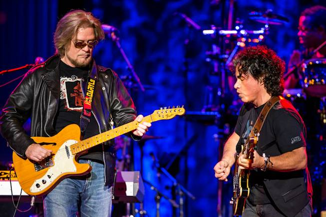 Hall & Oates -- Daryl Hall and John Oates -- ...