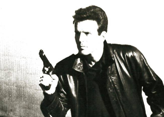 Anthony Denison in Crime Story.