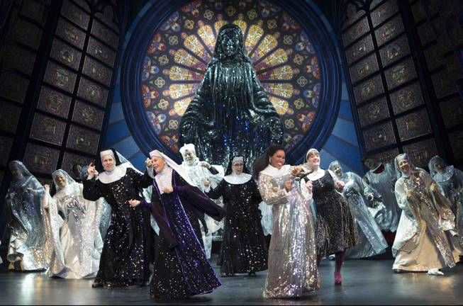 """Sister Act"" is part of the Broadway Season 2 lineup at The Smith Center for the Performing Arts in Downtown Las Vegas."