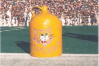 Appalachian State and Western Carolina have been fighting over the Old Mountain Jug since 1976, but have been playing in rivalry games since 1932.