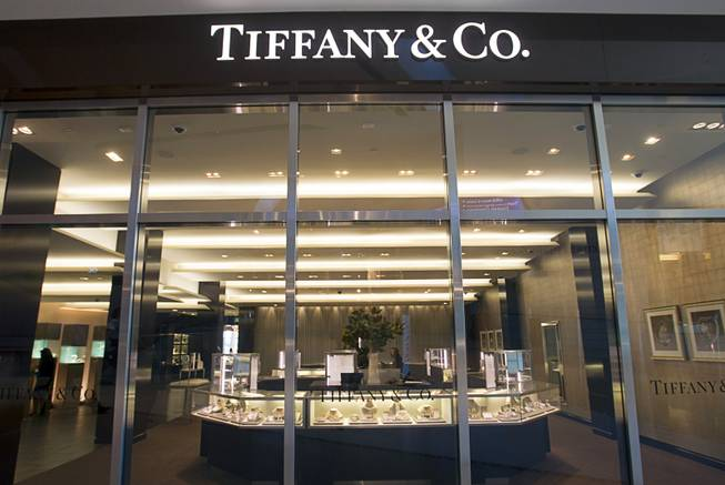 Proposing at Tiffany's