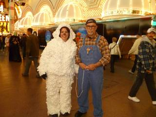 Halloween Photo Contest: Most Embarrasing. Submitted by Larry Souders.