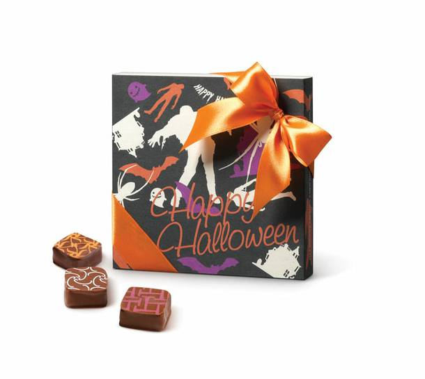 Max Brenner Halloween chocolates 2012