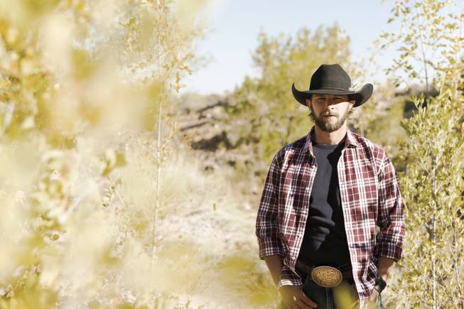 Cover shoot for Las Vegas Magazine, featuring Wade Sundell , December 2012.