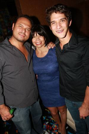 Tyler Posey's 21st Birthday at Vanity