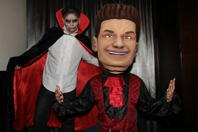 DJ Pauly D celebrates Halloween at Rehab and Vanity's Sinners ...