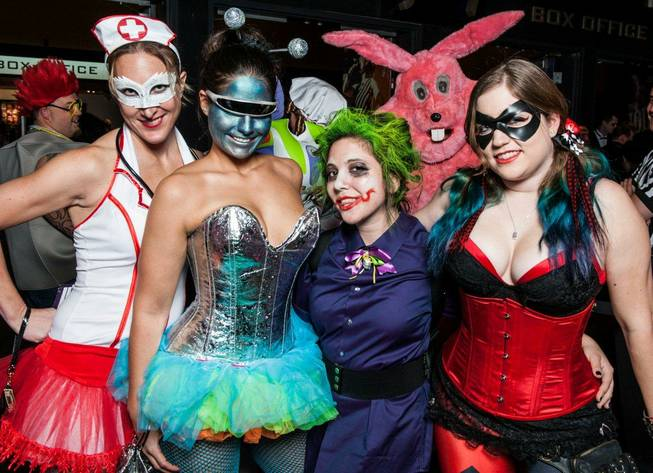 The 2012 Fetish & Fantasy Ball at the Joint in ...