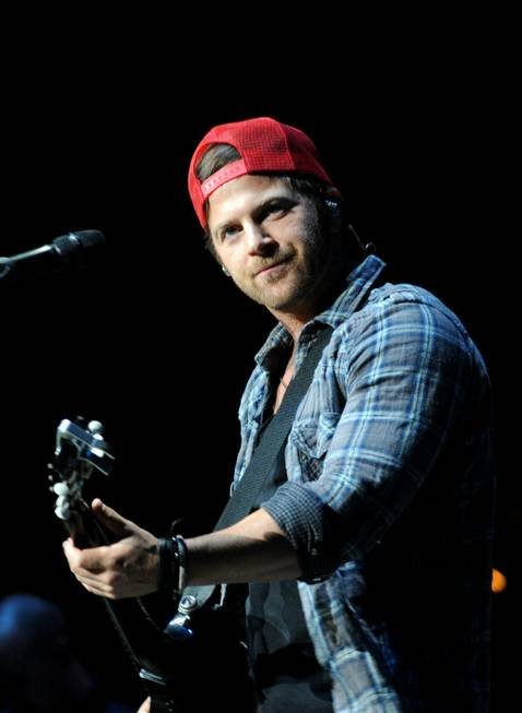 Kip Moore opens for Eric Church at Mandalay Bay Events ...
