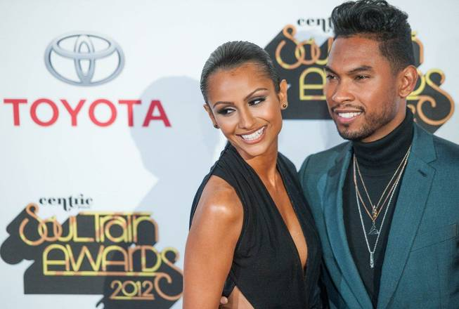 The red carpet and taping of the 2012 Soul Train ...