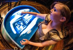 "An up-close look at Cirque du Soleil's ""Zarkana"" in Aria on Friday, Nov. 9, 2012."