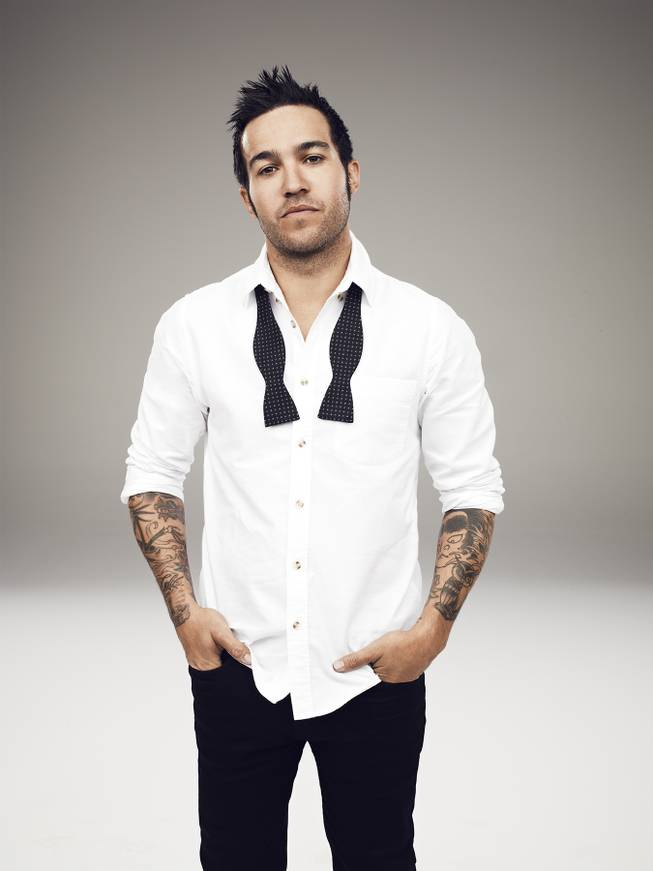 "Pete Wentz hosts Oxygen's ""Best Ink."""