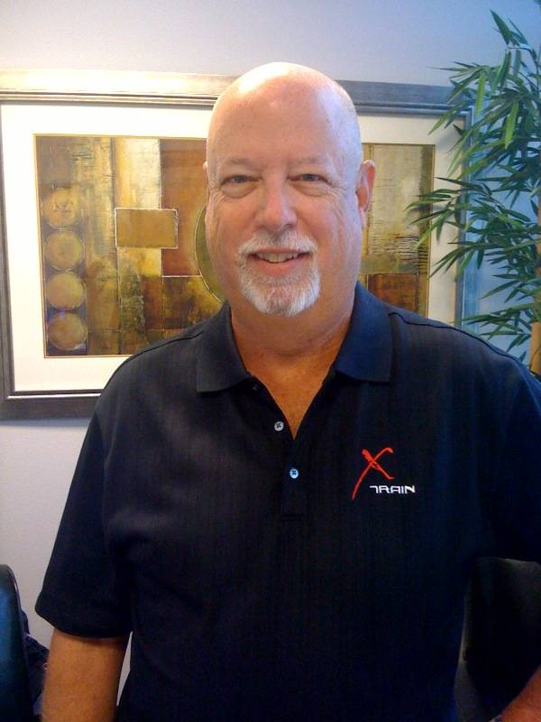 Las Vegas Railway Express President and CEO Michael Barron