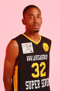 Clark basketball player Sir Washington Tuesday, Nov. 20, 2012.
