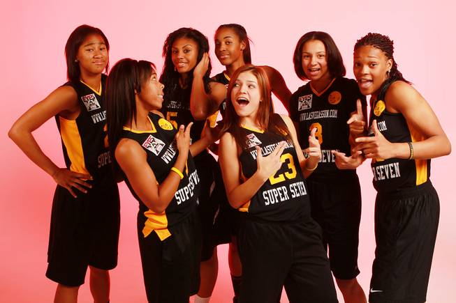 The Sun's Super Seven womens basketball selectionTuesday, Nov. 20, 2012.