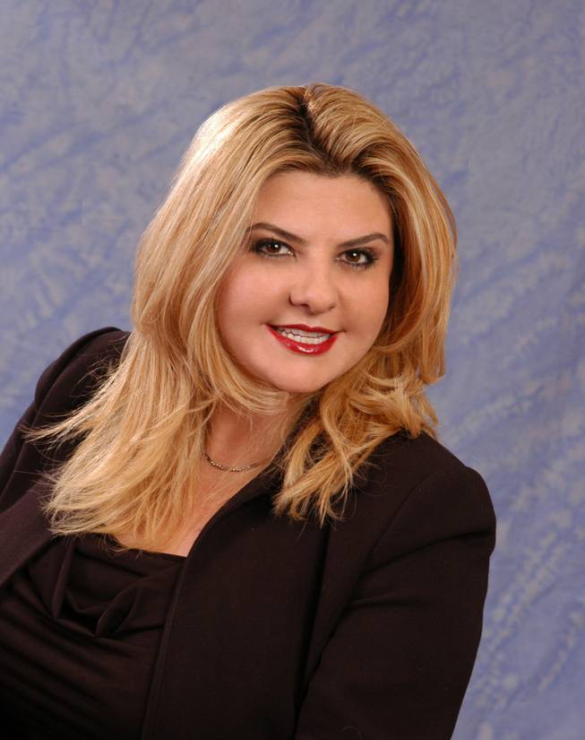 Assemblywoman Michele Fiore of the 77th (2013) Nevada Assembly District.
