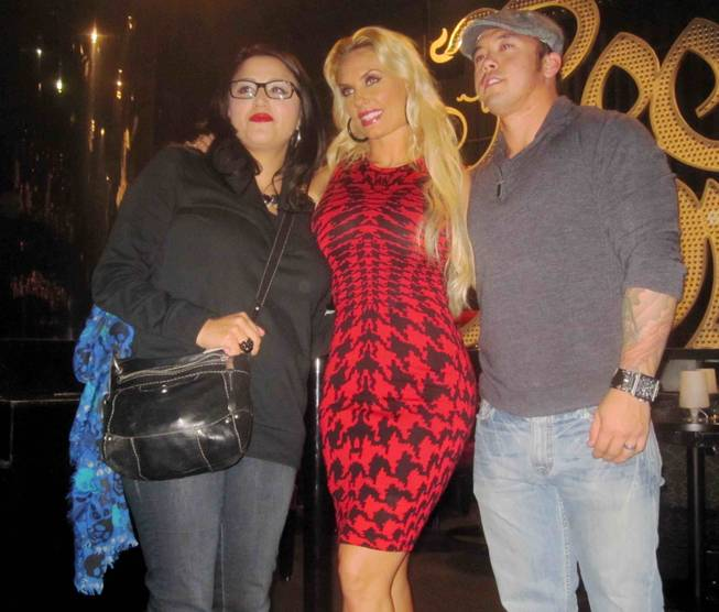 Coco Austin's first night in