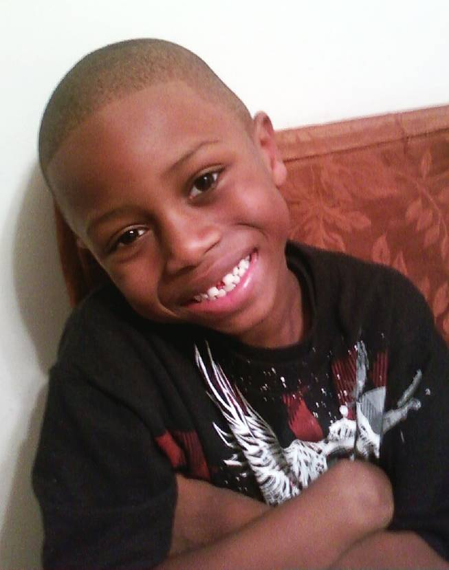 "Roderick ""RJ"" Arrington, a second grader at Roundy Elementary School, was allegedly beaten to death by his parents in late November 2012, according to Metro Police."